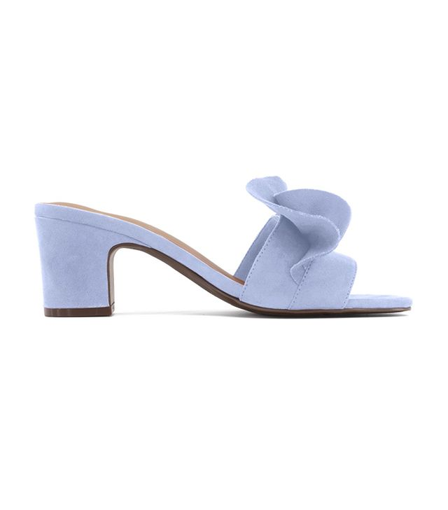Zadie Heeled Slide Sandals