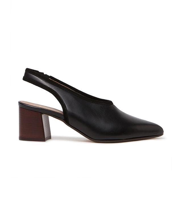 Davi Heel in Black