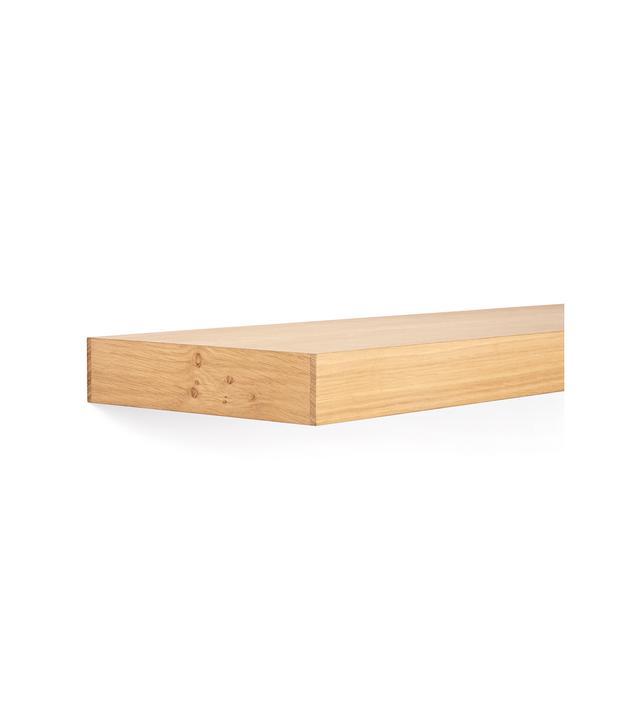 Rejuvenation Floating Shelf