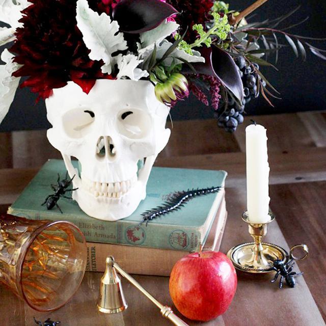 15 Stylish Halloween Décor DIYs From Pinterest