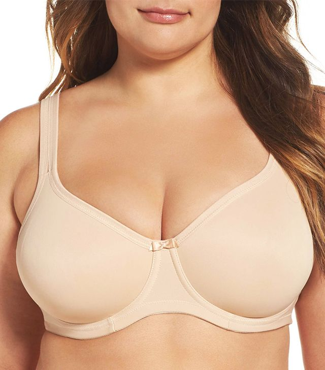 30C/32B - Best Bra Ever! I have always struggled to find a bra that fits and this is the BEST BRA EVER! There is no gap at the top of the cups and the bra doesn't move around throughout the day.
