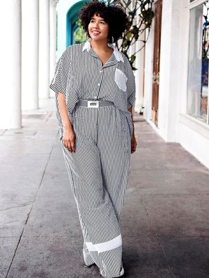 8 Stylish Outfit Ideas for Plus-Size Women