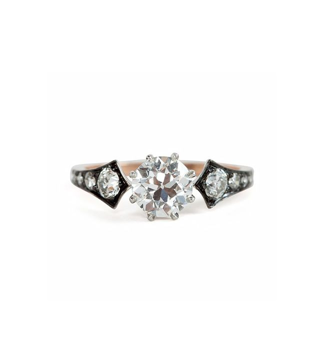 Erstwhile Diamond Wings Ring
