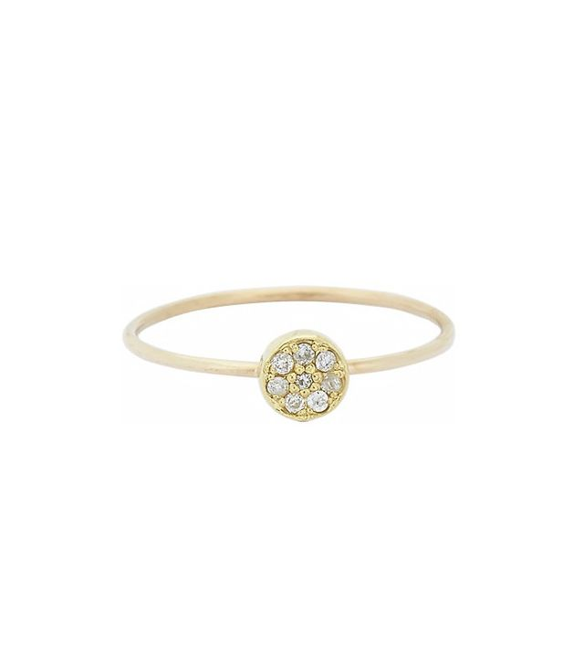 Jennifer Meyer Circle Ring