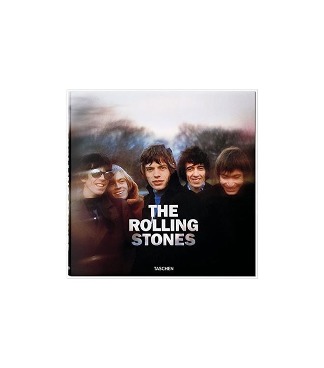The Rolling Stones by Reuel Golden Malachite Round Box