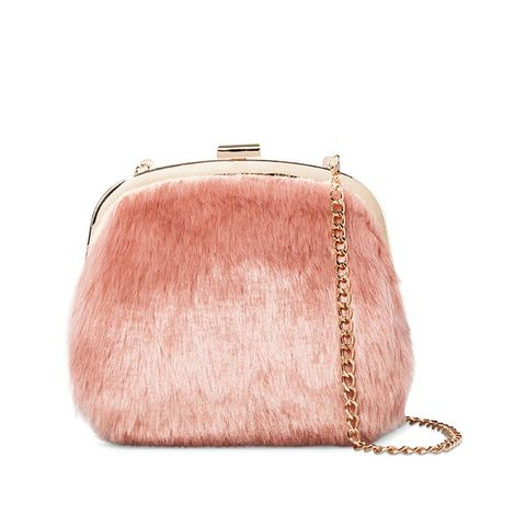 Fur Mini Bag
