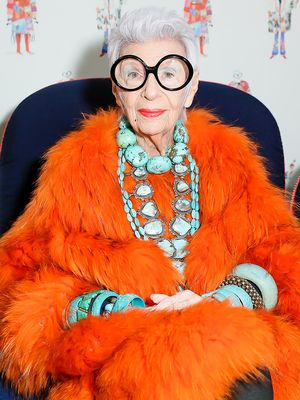 8 Can't-Miss Quotes From Fashion Icon Iris Apfel