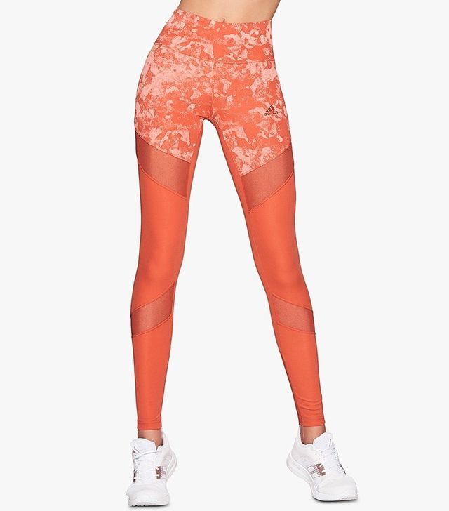 Adidas Ultimate High-Rise Printed Tights