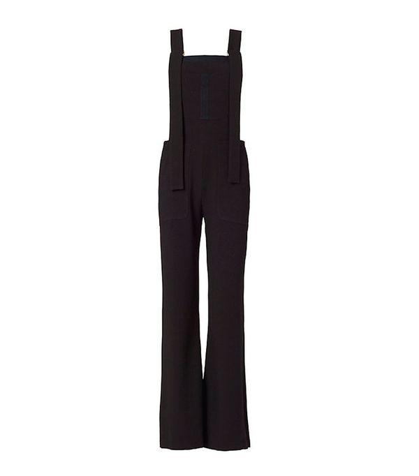 See By Chloe Stretch Cree Overalls