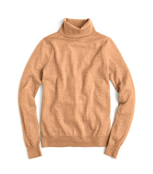 J. Crew Tippi Turtleneck Sweater