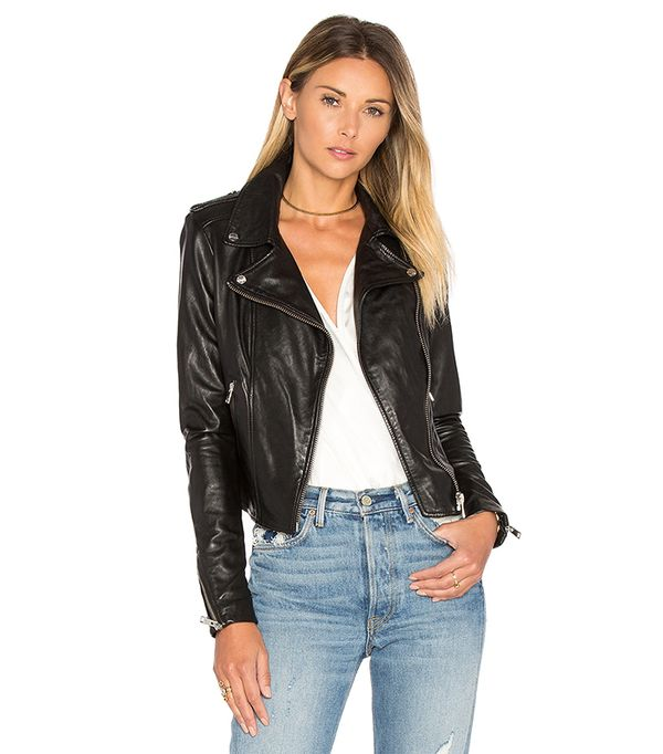 leather jacket styles - Lamarque Donna 16 Jacket