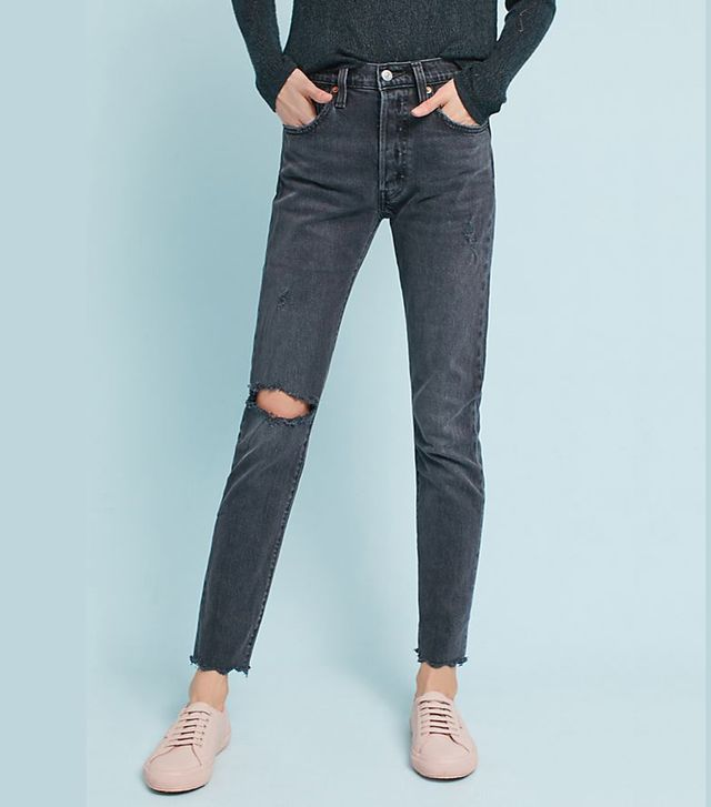501 High-Rise Skinny Jeans