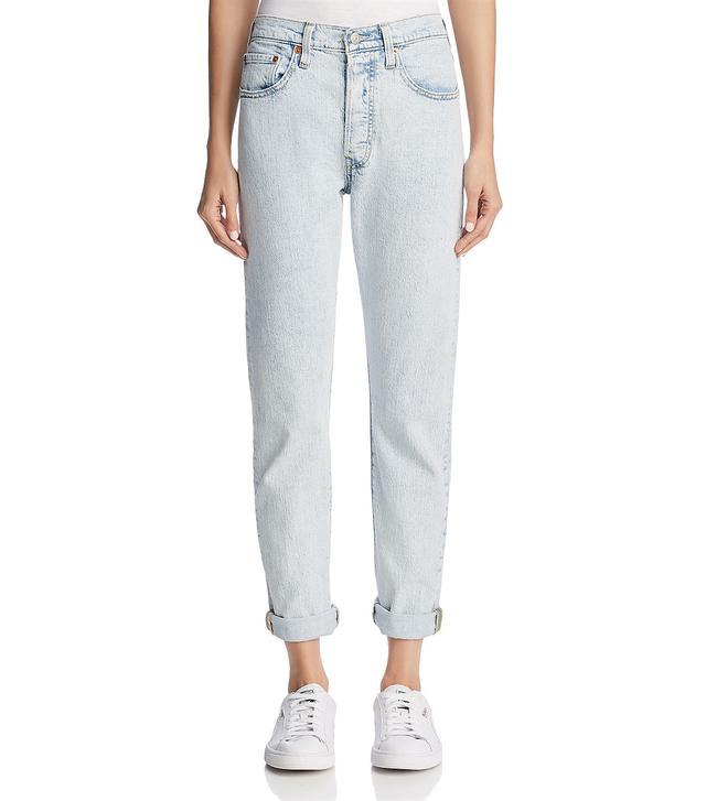 501 Skinny Jeans in Under the Stars