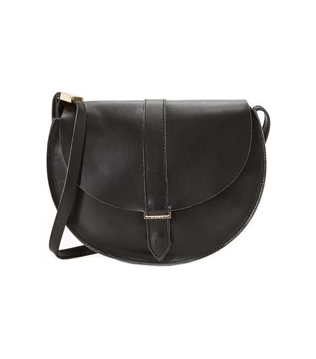 Clare V. Luce Saddle Bag