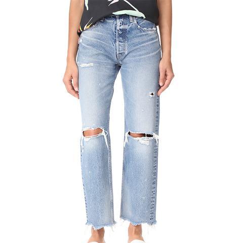 MV Odessa Wide Stright Jeans