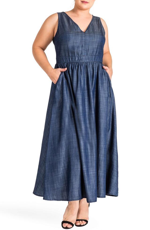 Standards & Practices Nimah Maxi Dress