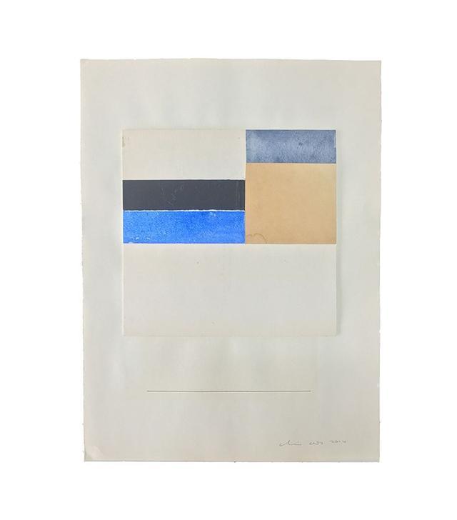 """""""Blue Black Balcony"""" by Claire Oswalt"""
