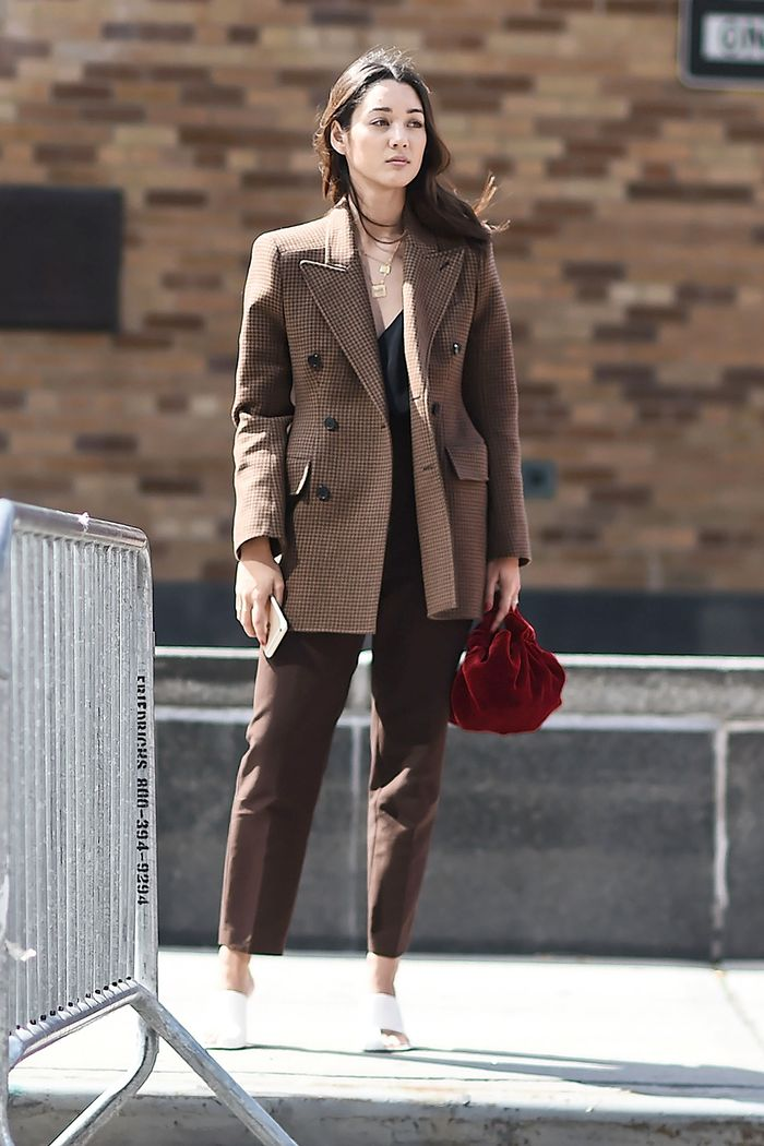 7 Colors That Go With Brown Who What Wear