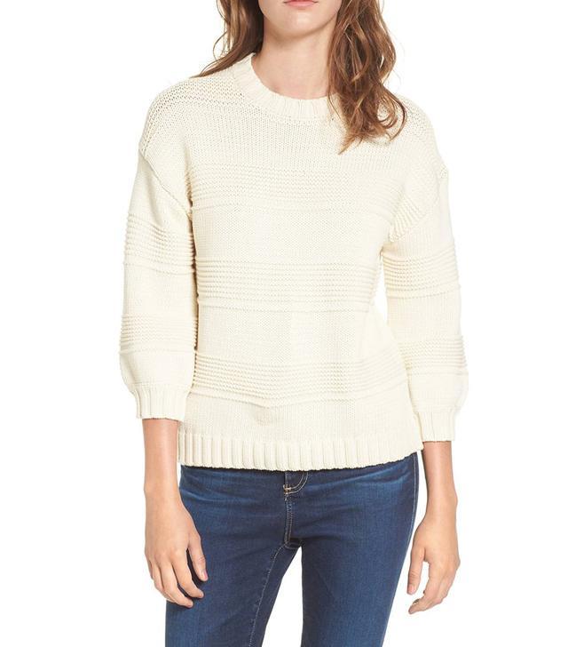 Women's Ag Sabrina Crewneck Sweater
