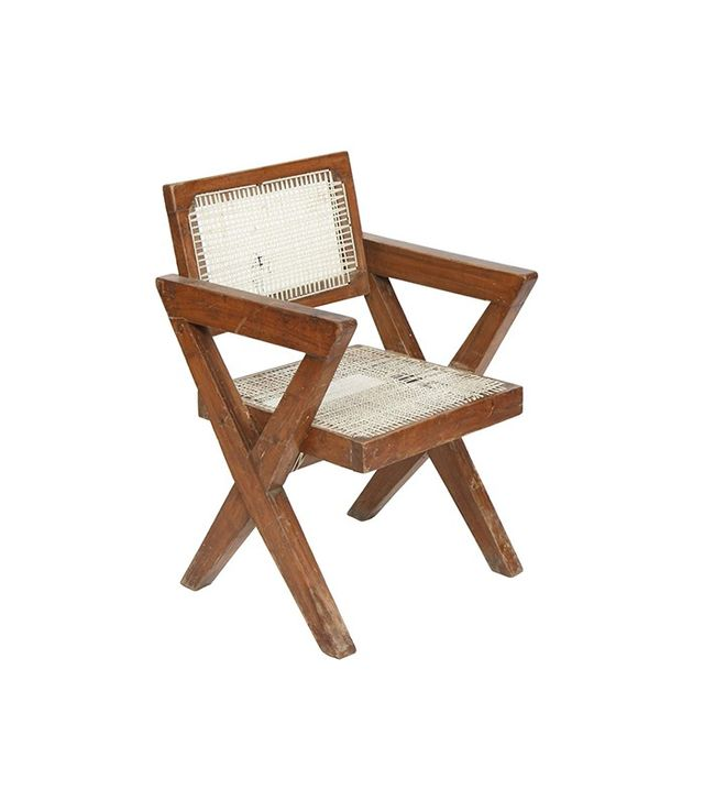 Pierre Jeanneret Exceptional Chair