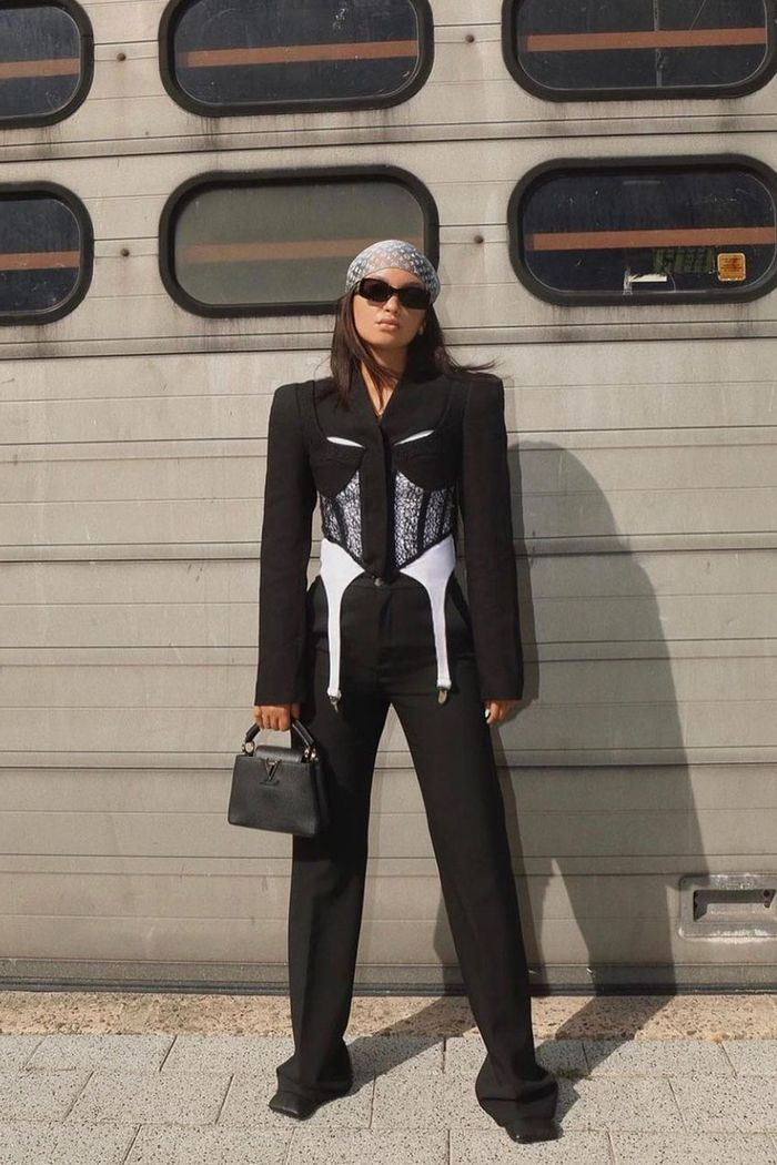 edgy clothing brands: Dion Lee