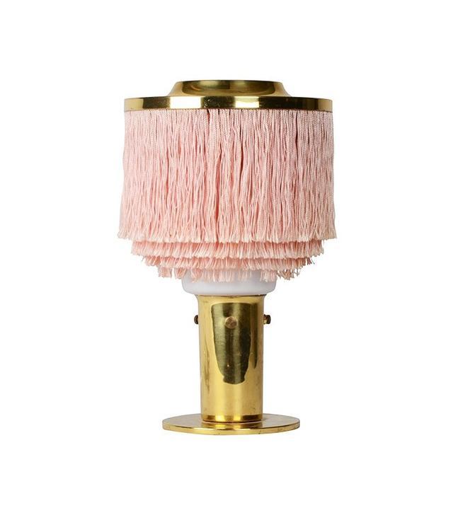 Hans-Agne Jakobsson 1960s Fringe Table Lamp