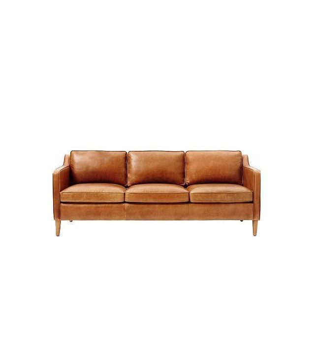 who makes west elm furniture. west elm hamilton leather sofa who makes furniture