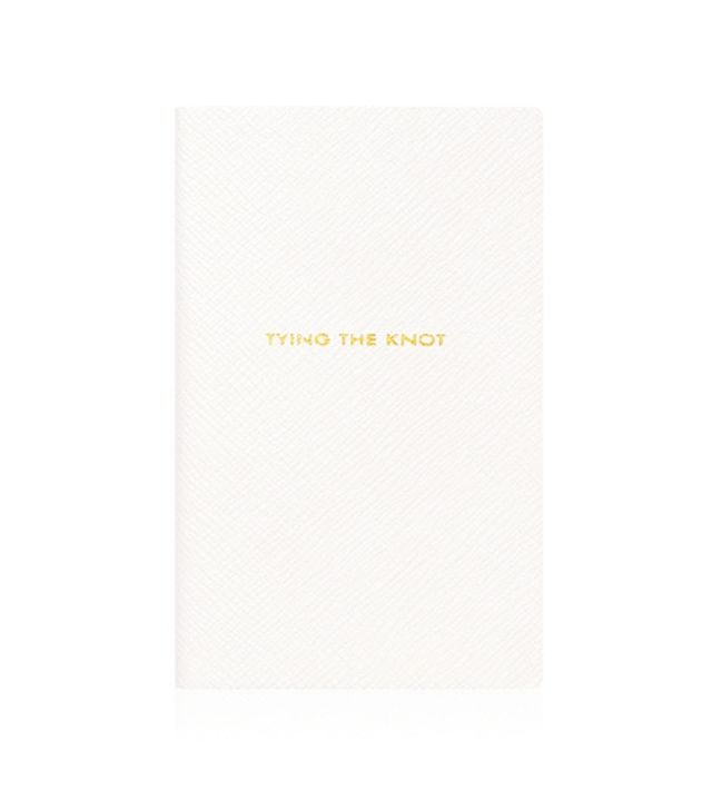 """Tying The Knot"" Panama Notebook"
