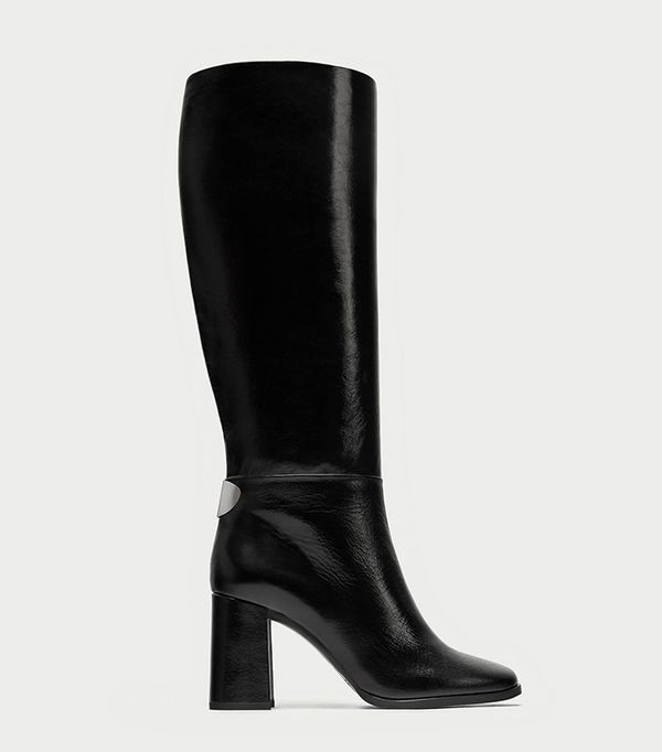 12 Of The Most Stylish Wide Calf Boots Whowhatwear