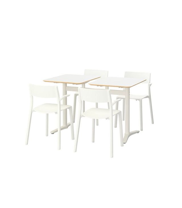 IKEA Billsta / Janing Table and Chairs