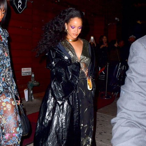 Rihanna Will Always Be the Queen of Bold Style—Here's Proof