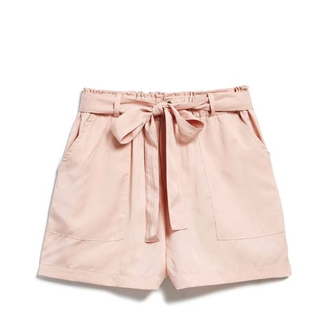 Bolsa Short in Dusty Pink