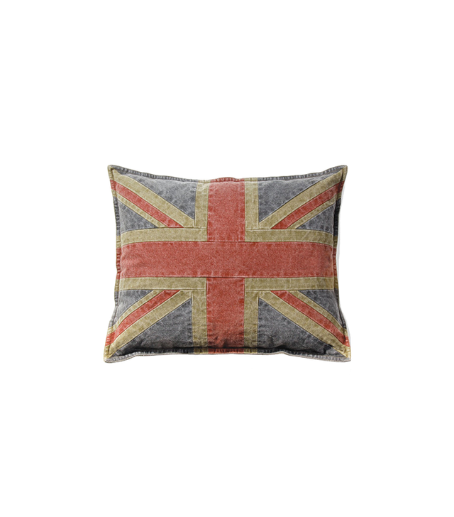 Napa Home & Garden Union Jack Cotton Throw Pillow