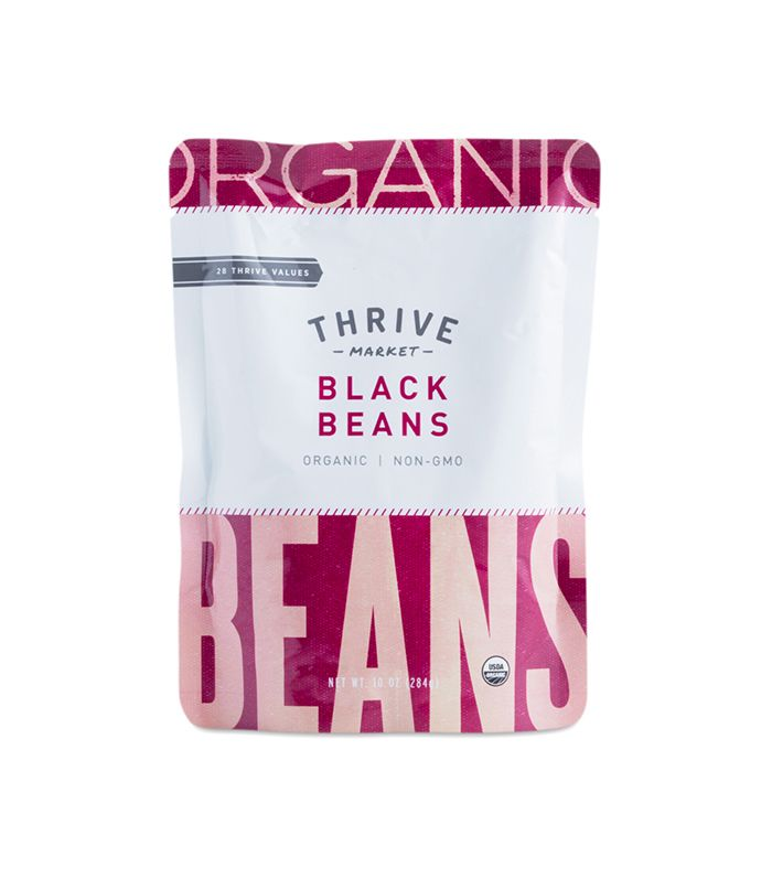 Organic Black Beans by Thrive Market