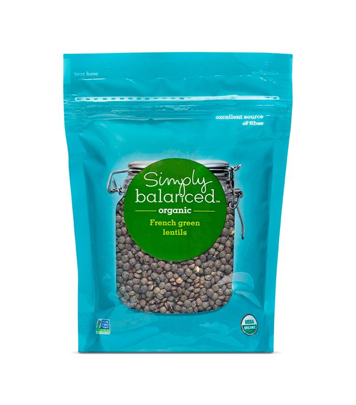 Organic French Green Lentils by Simply Balanced