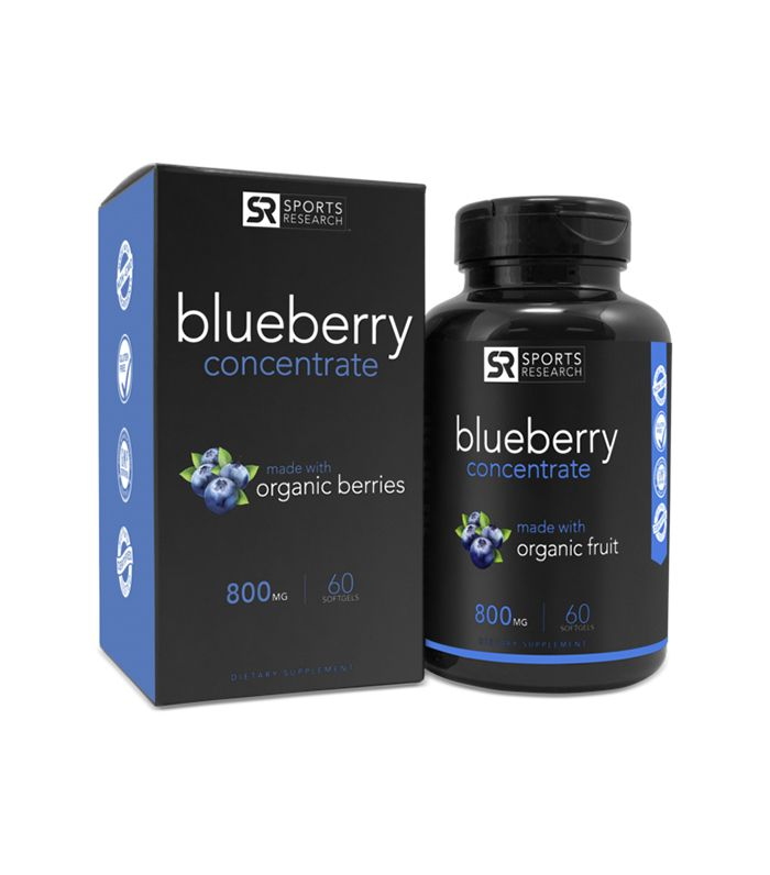Blueberry Concentrate by Sports Research