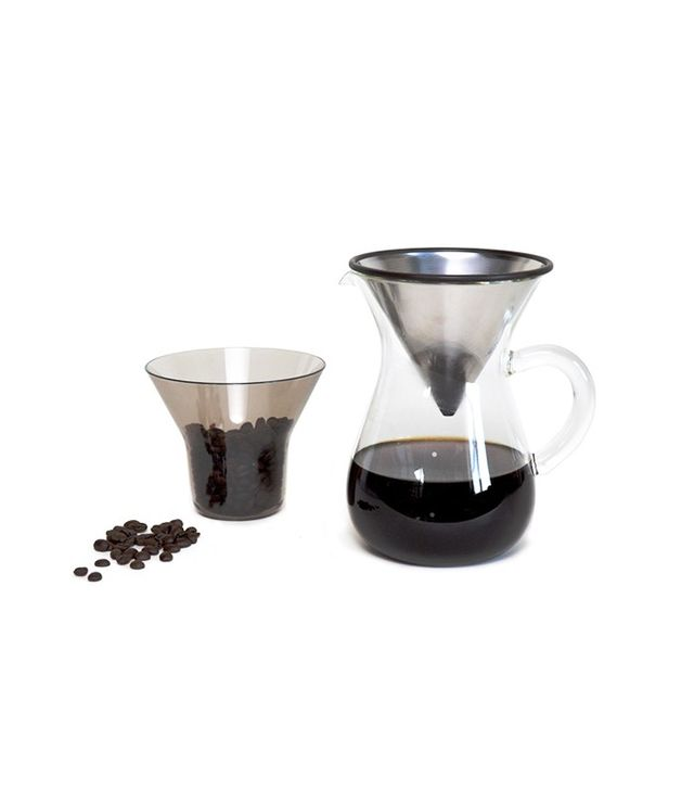 TRNK Glass Coffee Carafe Set