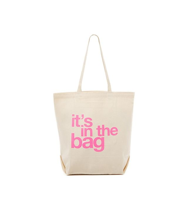 Dogeared It's in the Bag Tote