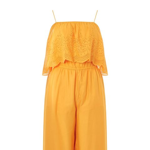 Broderie Anglaise Jumpsuit