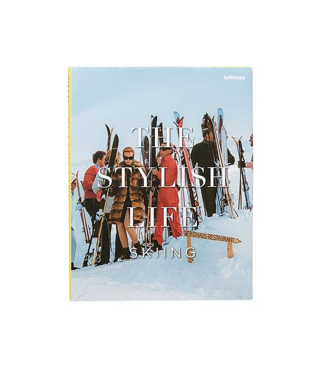 The Stylish Life: Skiing by Gabrielle le Breton