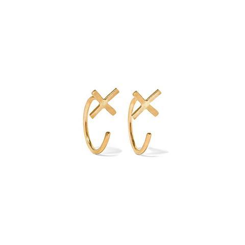 14-Karat Gold Earrings