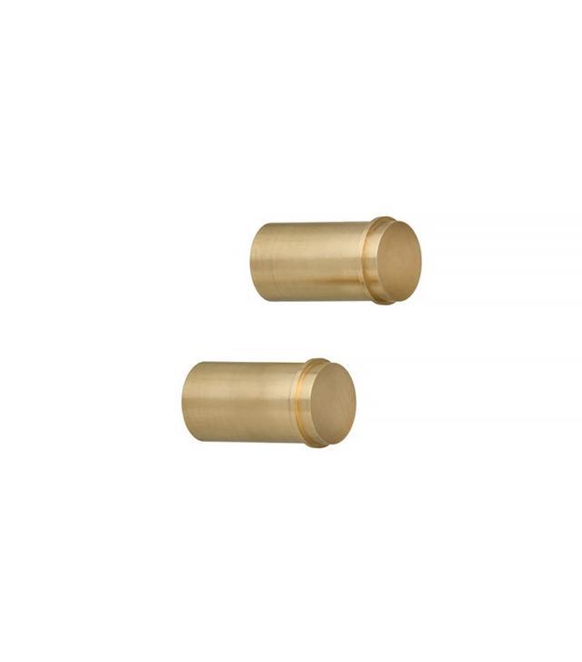 TRNK Brass Wall Hooks