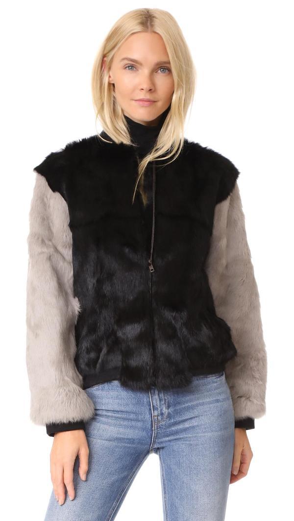 Rabbit Varsity Jacket