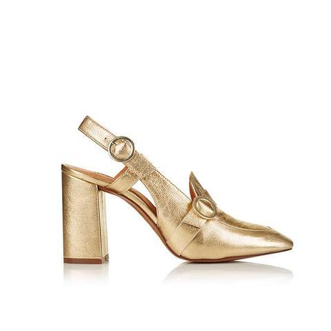 Gina Slingback Shoes