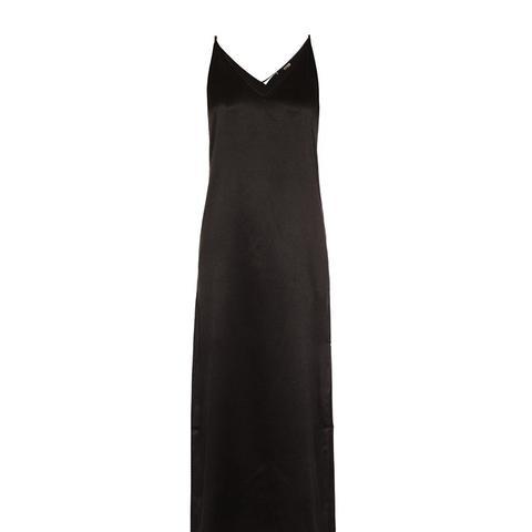 Racquel Silk Slip Dress