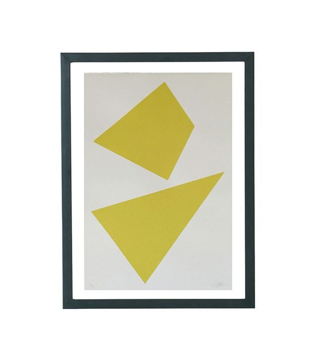 """Shapes Print 3"" by Anna Ullman"