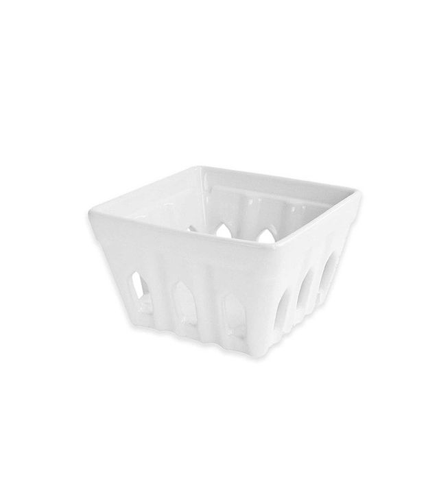 Bed Bath & Beyond Square Berry Basket