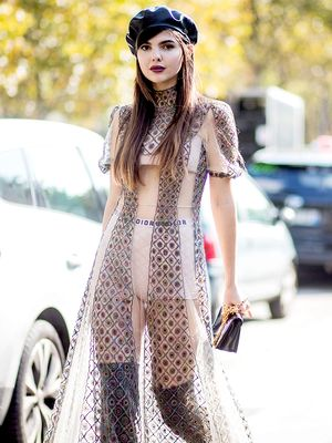 How to Actually Wear a Sheer Dress: A Shopping Guide