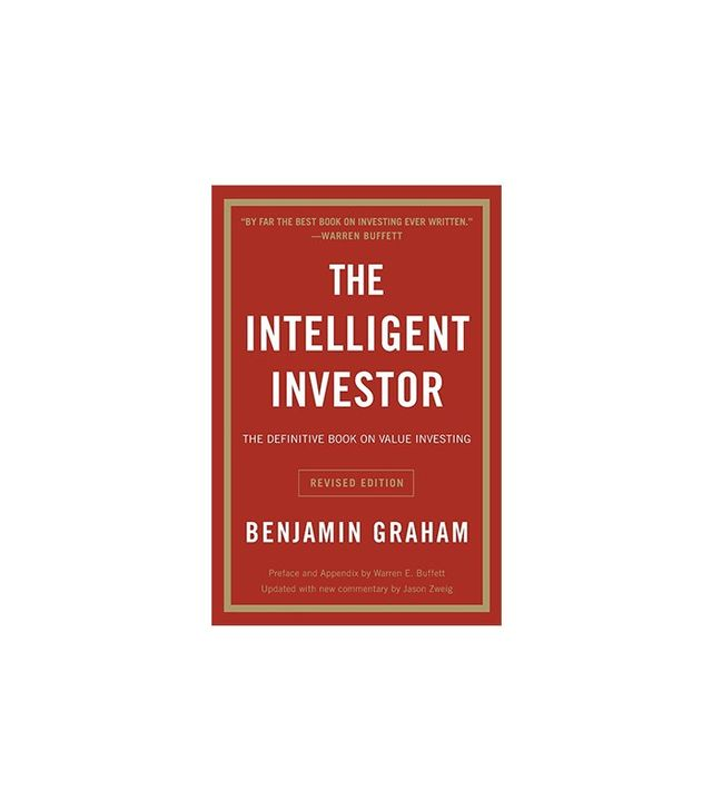 The Intelligent Investor by Benjamin Graham