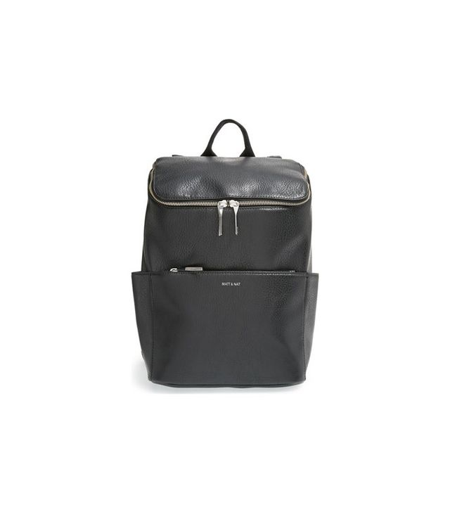Mat & Nat 'Brave' Vegan Leather Backpack